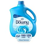 $9.99 Downy Ultra Clean Breeze Liquid Fabric Conditioner
