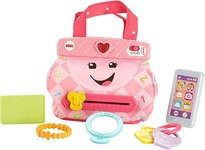 $12.79 Fisher-Price Laugh & Learn My Smart Purse