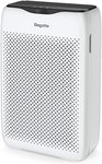 $89.99 Air Purifier, Bagotte True HEPA Air Purifier for Home Large Room (99.97%), Quiet Air Clea…