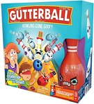 $10.30 Wilder Games Gutterball – Bowling Gone Goofy – The Family Bowling Game with Fun Challenges