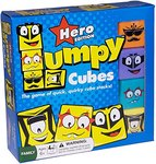 $3.76 Lumpy Cubes Family Board Game – Hero Edition – Teacher Created Quick Stacking, Pattern Ma…