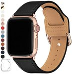 $2.53 POWER PRIMACY Bands Compatible with Apple Watch Band 38mm 40mm 42mm 44mm, Top Grain Leath…