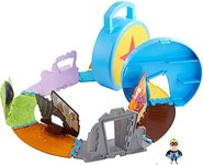 $8.09 Disney and Pixar Minis World of Pixar Playset Multiple Movies for Storytelling and Portab…