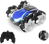 $8.05 WomToy Remote Control Car RC Cars, 45deg Drift High Speed Off Road Climbing Stunt Car, 4W…