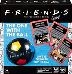$7.99 Friends '90s Nostalgia TV Show, The One with The Ball Party Game, for Teens and Adults