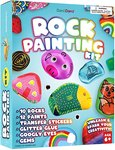 $9.74 Rock Painting Kit for Kids – Arts and Crafts for Girls & Boys Ages 6-12 – Craft Kits Art …