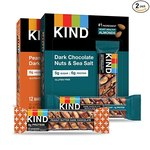 $17.08 KIND Bars, Variety Pack, Gluten Free, 1.4 Ounce Bars, 24 Count