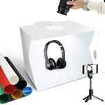 $17.59 Elegant Choise Photo Box 14    x 16    (not Included Tripod Stand) Photo Studio Shooting …