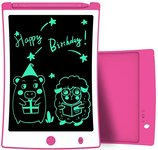 $7.19 8.5 Inch Kids Drawing Writing Boards, LCD Writing Tablet Electronic Doodle Board, Educati…