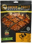 $4.50 Golden Nest Chicken Jerky Bites, Gluten Free, Healthy Homemade Style BBQ Meat From Gourme…