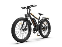 "$969.00 AOSTIRMOTOR 750W Electric Bike, 26"" Fat Tire Ebike, 7-Speed Shimano Gears, 48V 13AH Remov…"
