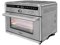 $114.75 Rosewill Air Fryer Convection Toaster Oven, Stainless Steel Exterior, Family Size 26.4 Qu…