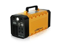 $213.00 Abeden Portable Solar Generator 500W 288WH UPS Power Station Emergency Battery Backup Pow…