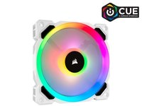 $29.99 Corsair LL Series CO-9050091-WW LL120 RGB, 120mm Dual Light Loop RGB LED PWM Fan, Single …
